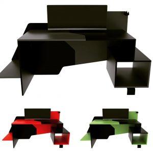 Material Gaming desk