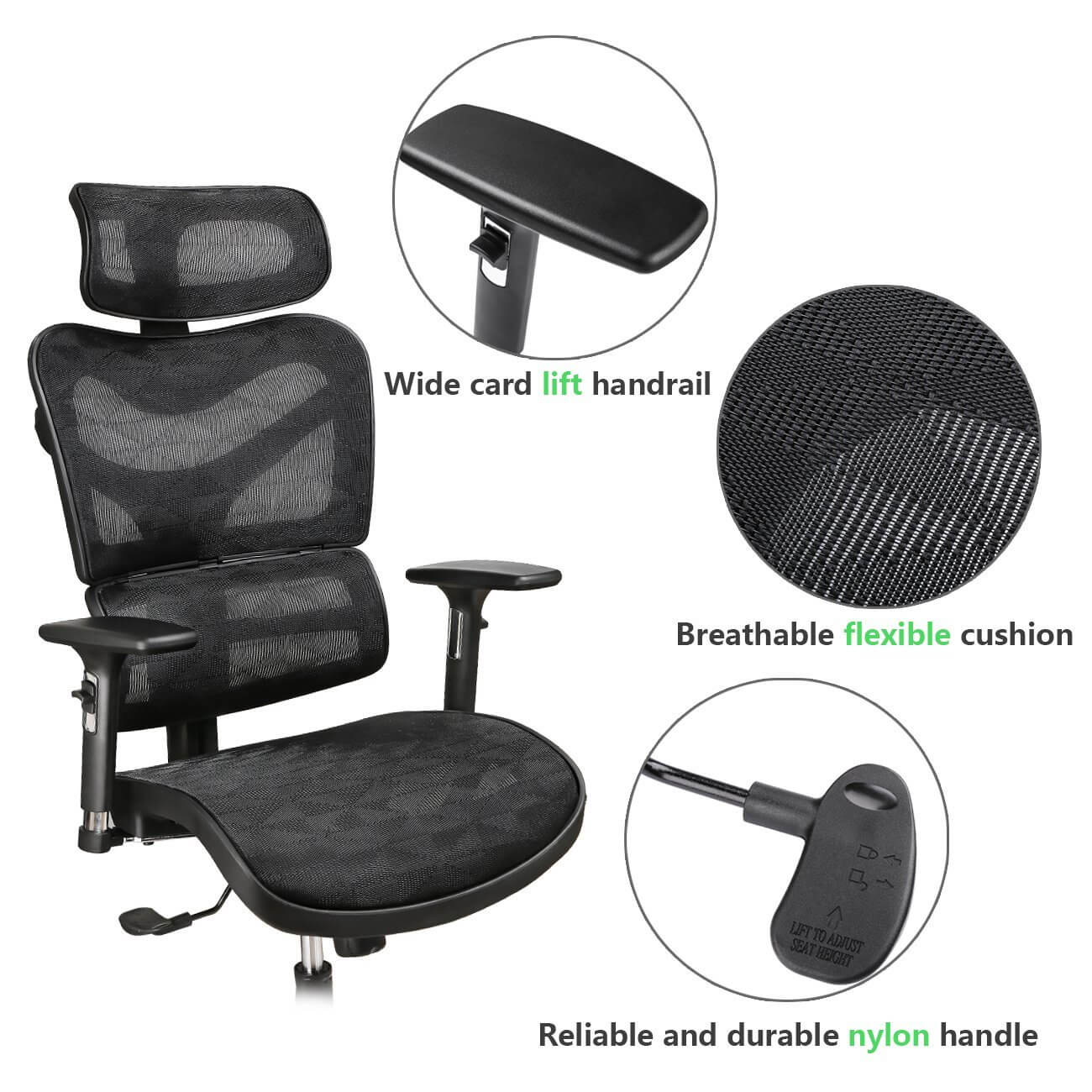 Surprising Top 19 Best Comfortable Computer Chair For Long Hours For 2019 Pdpeps Interior Chair Design Pdpepsorg