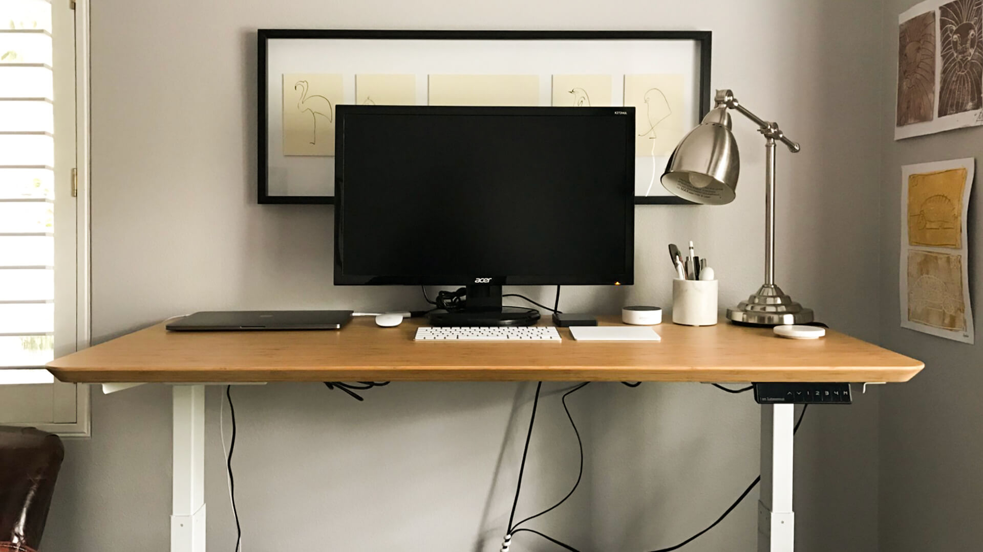 Discover The Simplest Low Cost Standing Desks Diy Plans