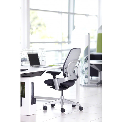 Steelcase Leap Fabric Adjustable Home Chair