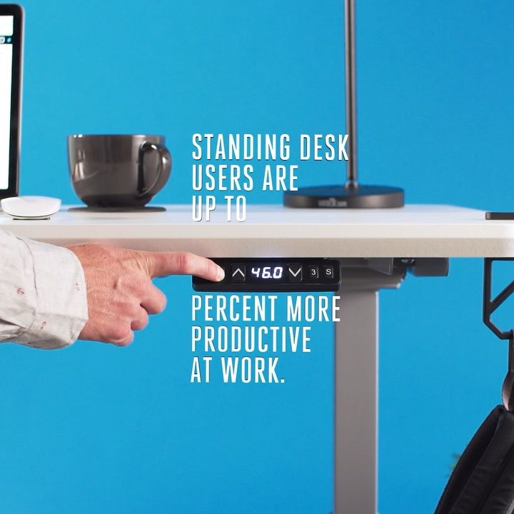 Consider Programmability of the standing desk