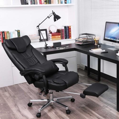 Songmics High Back Executive Swivel Chair