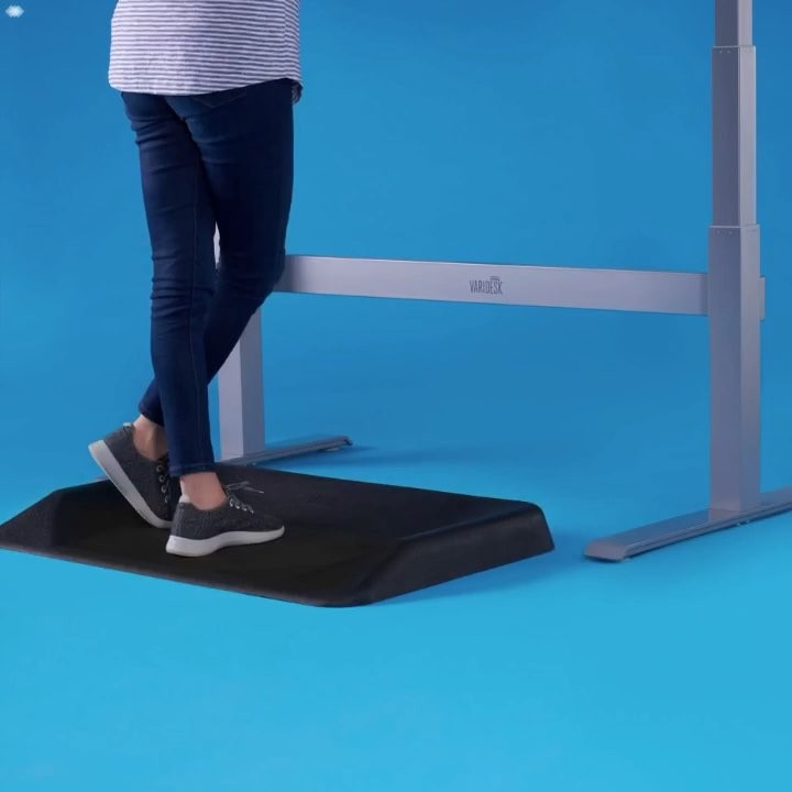 standing desk exercises