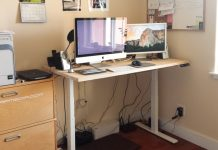 BENEFITS OF DIY STANDING DESKS