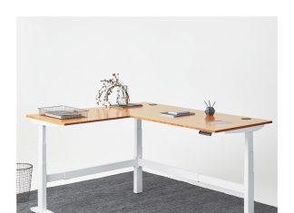 L Shaped Standing Desk: Jarvis vs Uplift