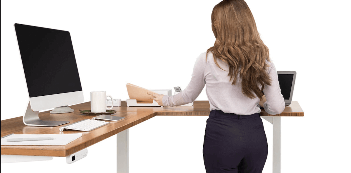 Comparison] L Shaped Standing Desk: Jarvis vs Uplift - which