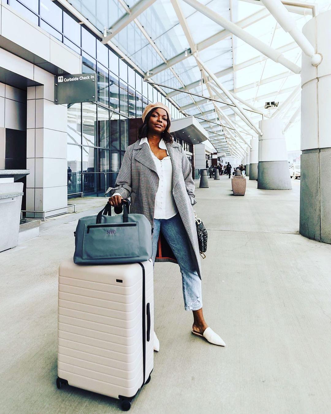Big Away Carry-On Luggage
