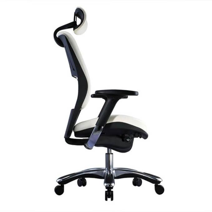 GM Seating Ergolux best computer chair for long hours standingdesktopper