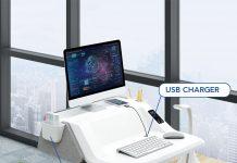 FLEXISPOT'S STYLISH AND SMART EM6S SIT-STAND WORKSTATIONstandingdesktopper