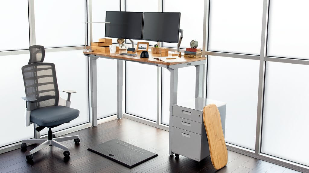Best standing desk under 1000 - Uplift V2 Standing Desk standingdesktopper