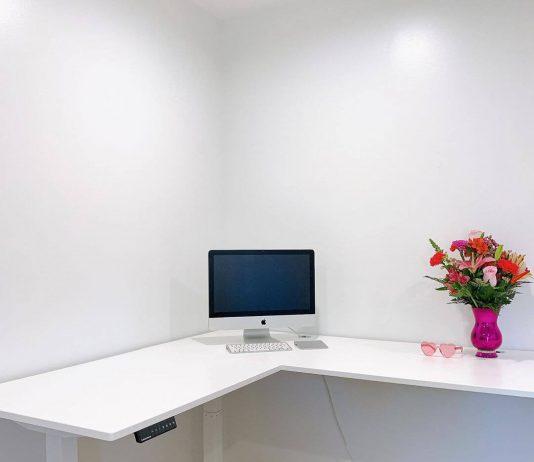 best L Shaped standing desks standingdesktopper