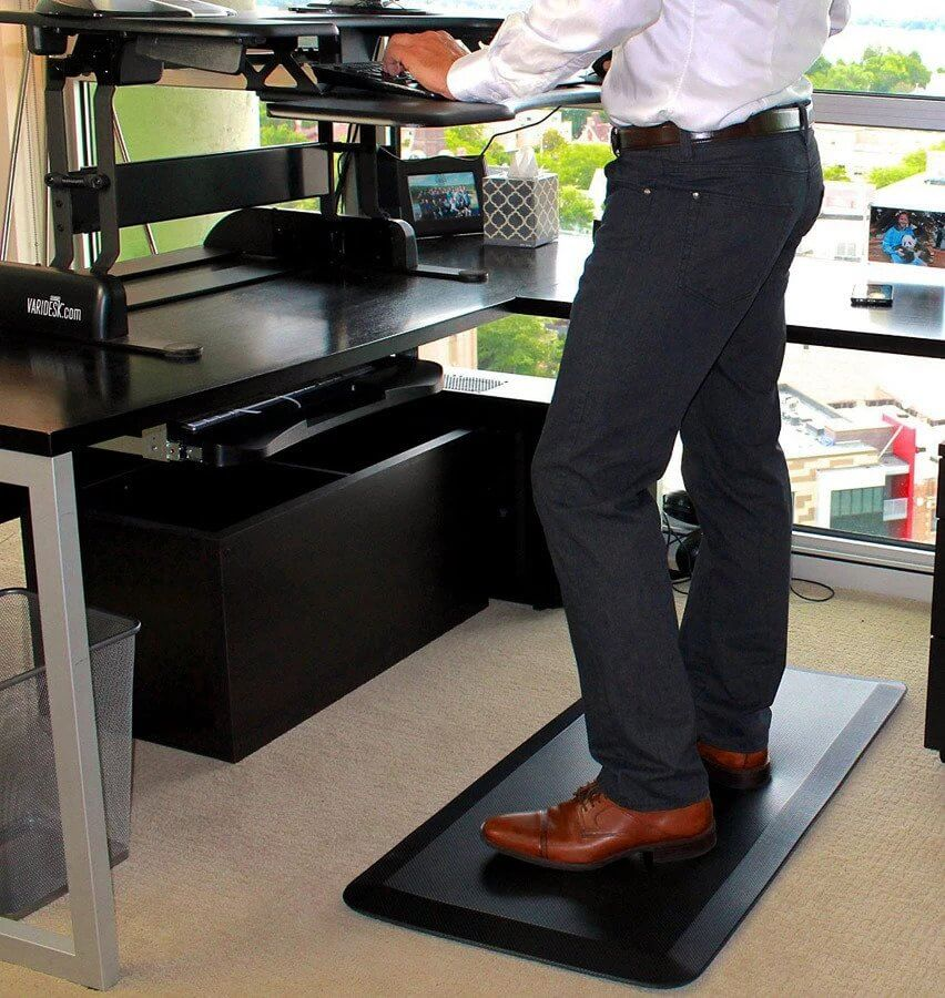 best standing desk Sky Solutions Sky Mats standingdesktopper