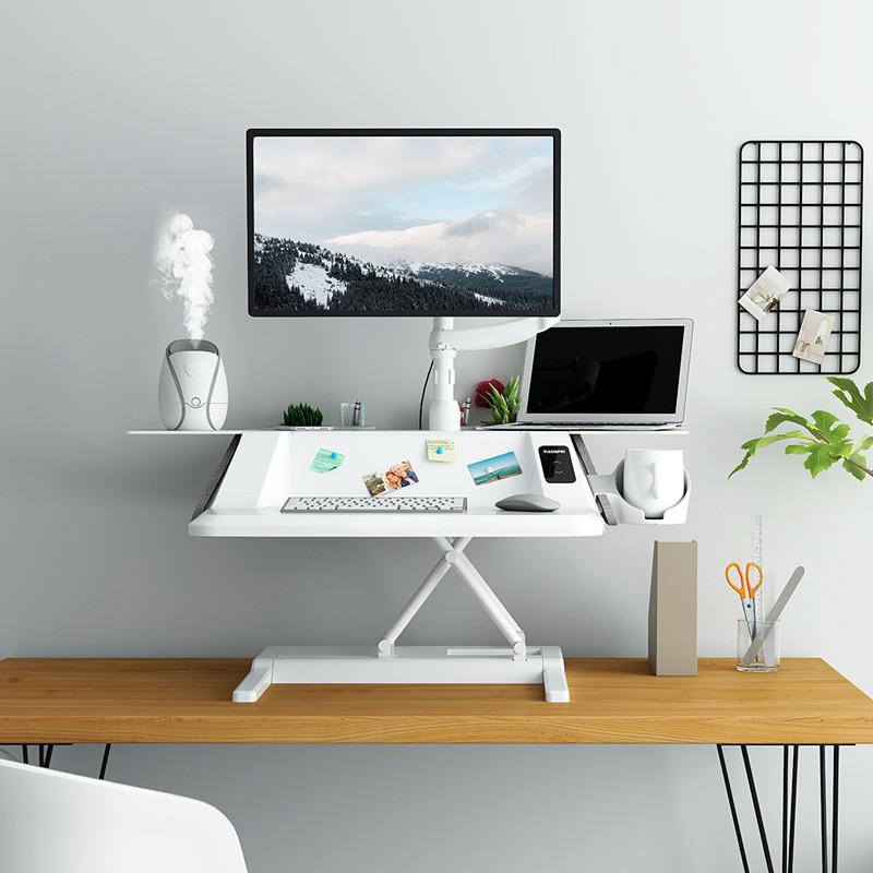best standing desk converter Flexispot M2W