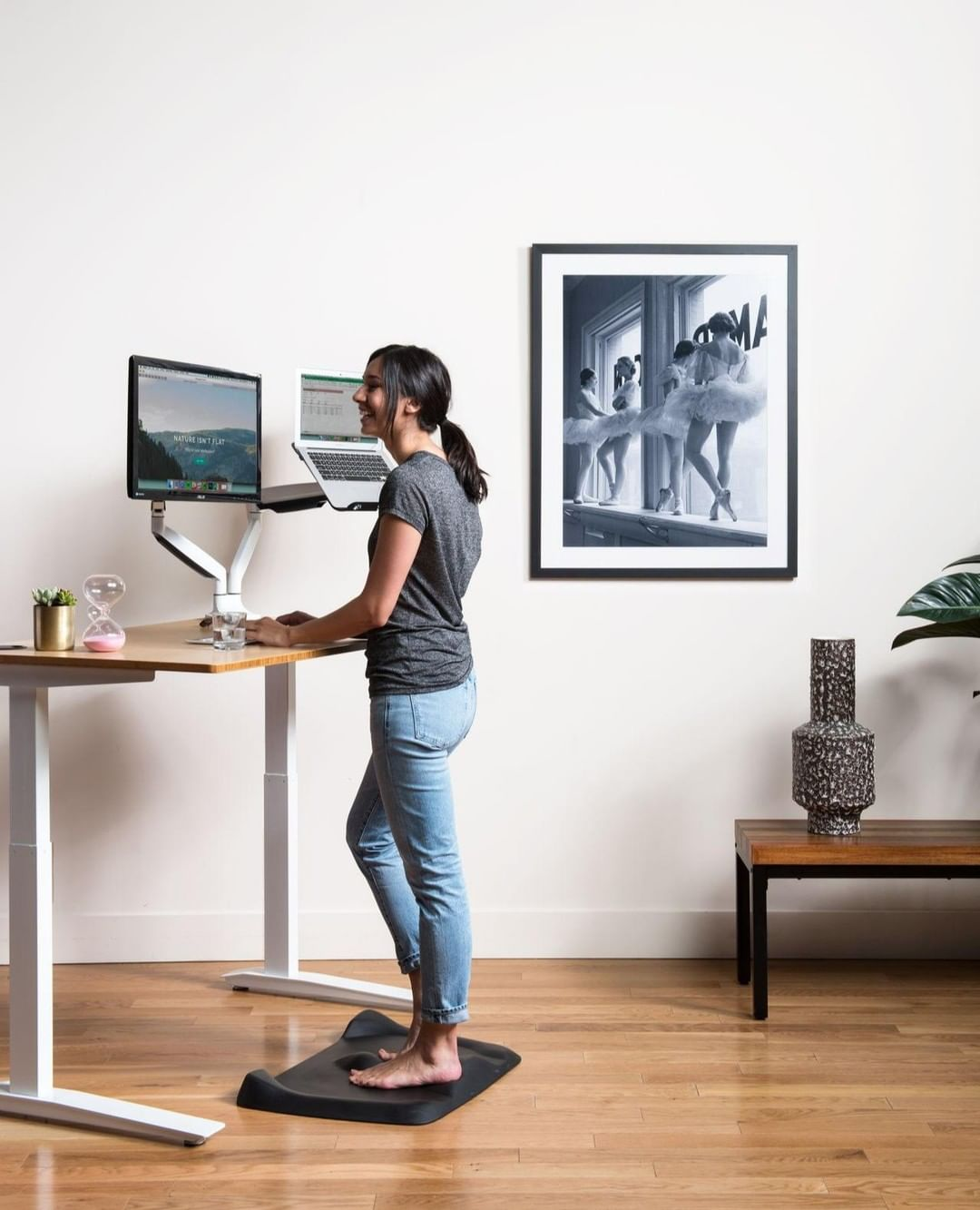 best standing desk mat review by standingdesktopper