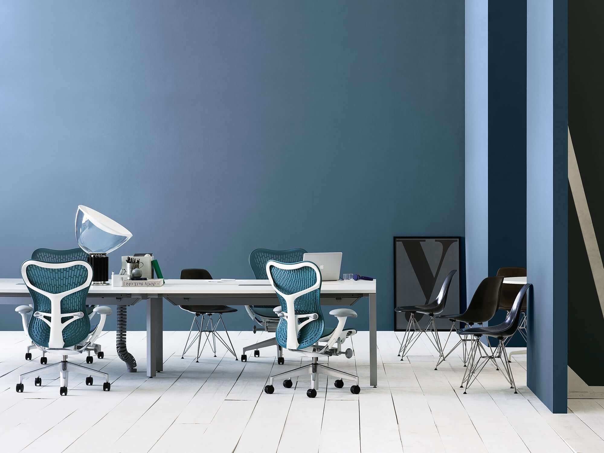 Mirra 2 chair - one of the best Herman Miller ergonomic office chairs