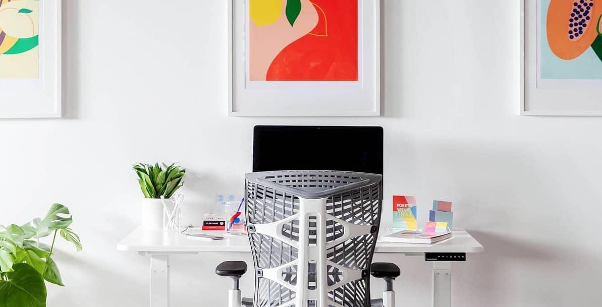 autonomous kinn chair office