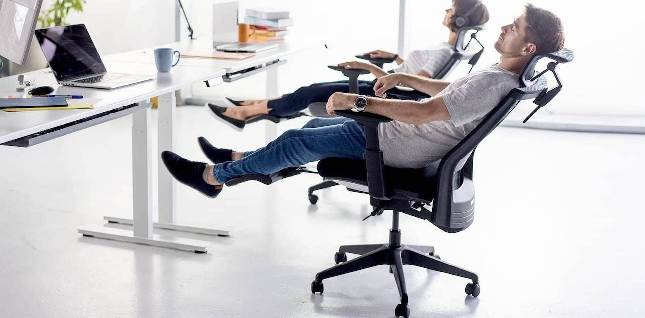 chair back pain ergonomic