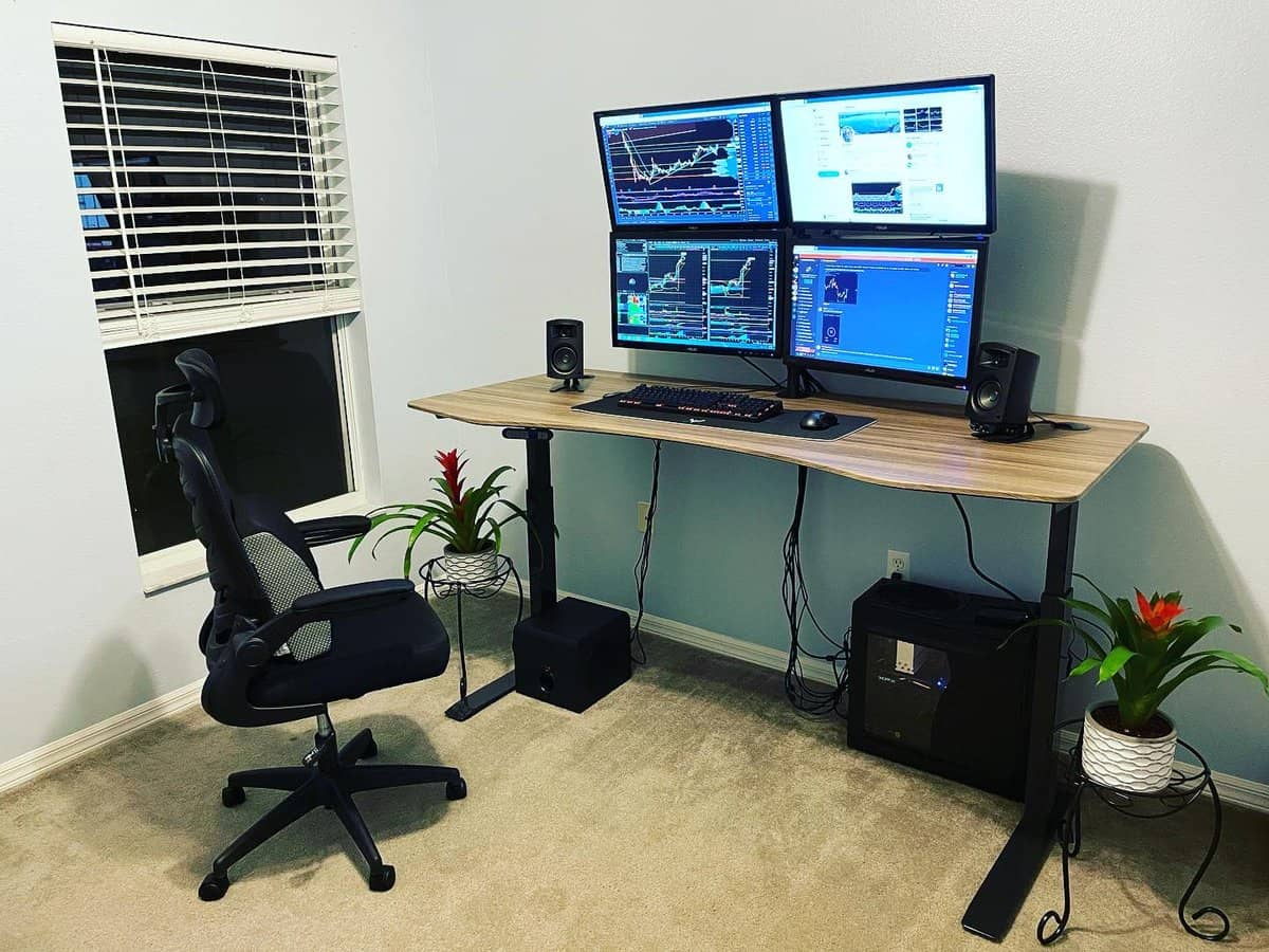 ApexDesk standing desk review