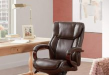 Leather Office Chair review