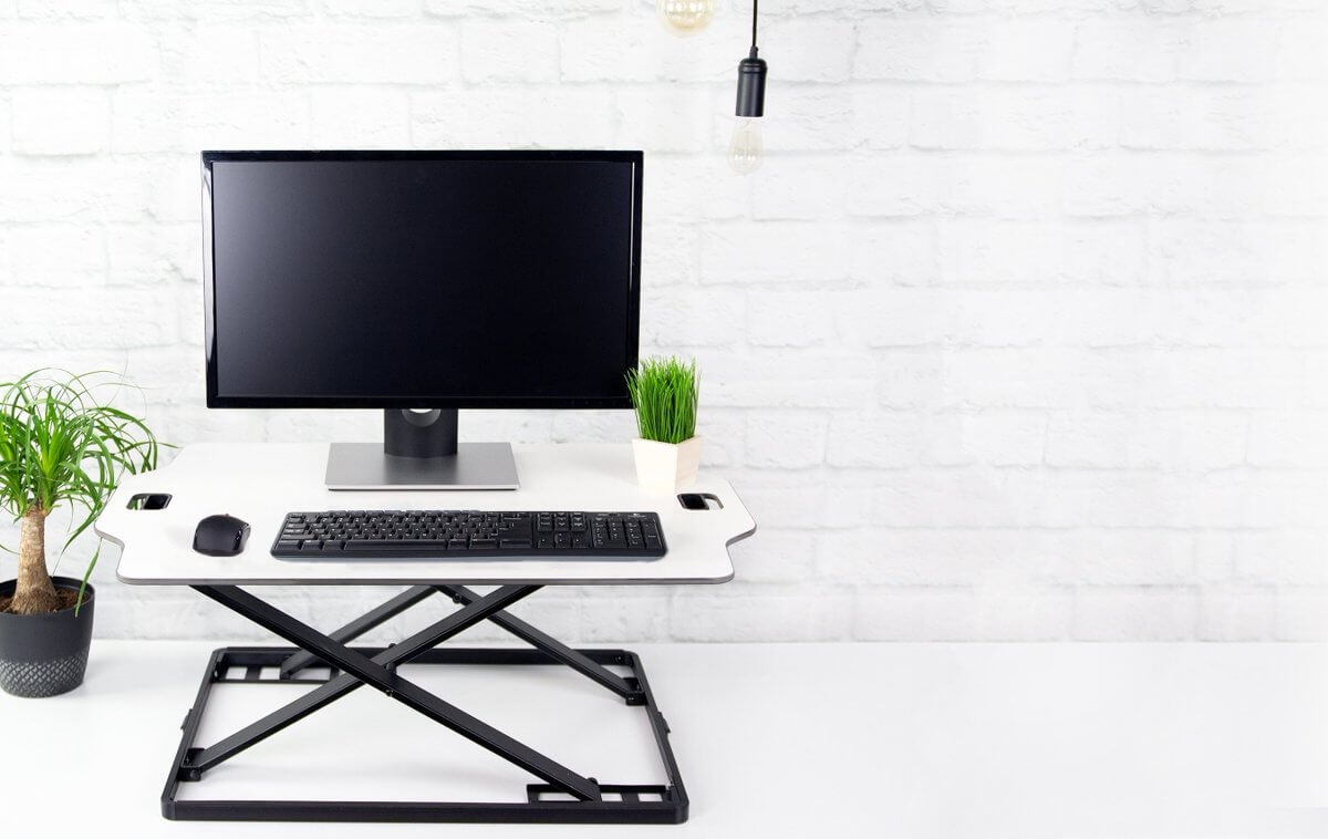 V.I.V.O standing desk converter