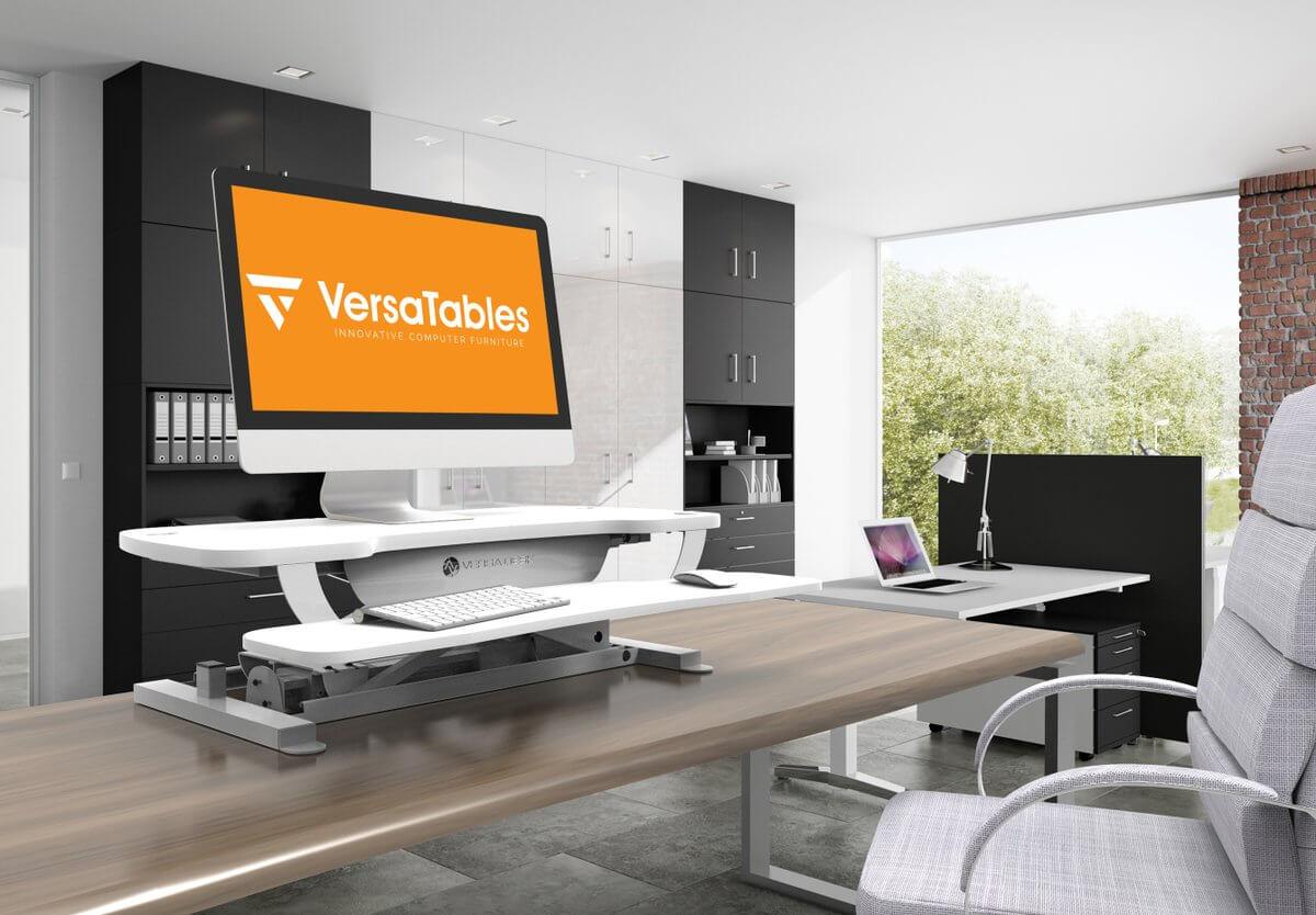 Versadesk Power Pro 36 review by standingdesktopper