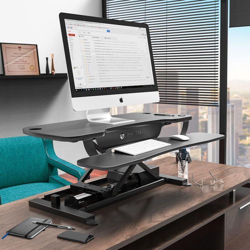 Versadesk Power Pro 36 standing desk converter