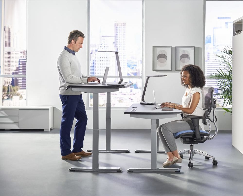 Work pro electric standing desk review by standingdesktopper