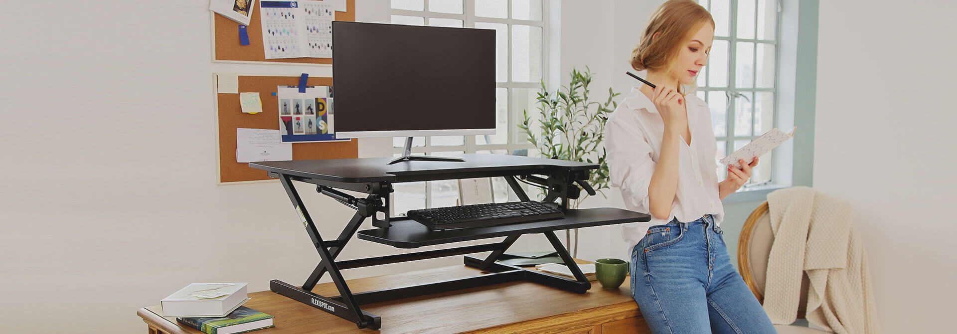 FLEXISPOT desk