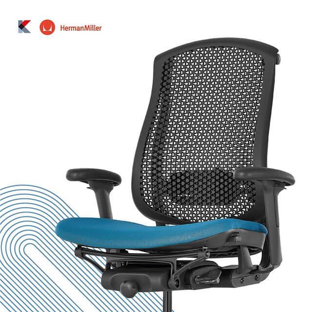 Herman Miller Celle Office Chair ergonomic