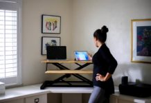 Cooper Standing Desk converter review