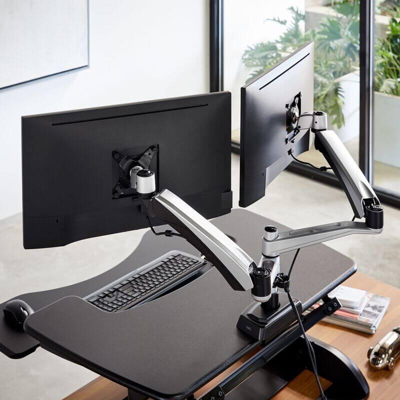 Vari Dual Monitor Arm