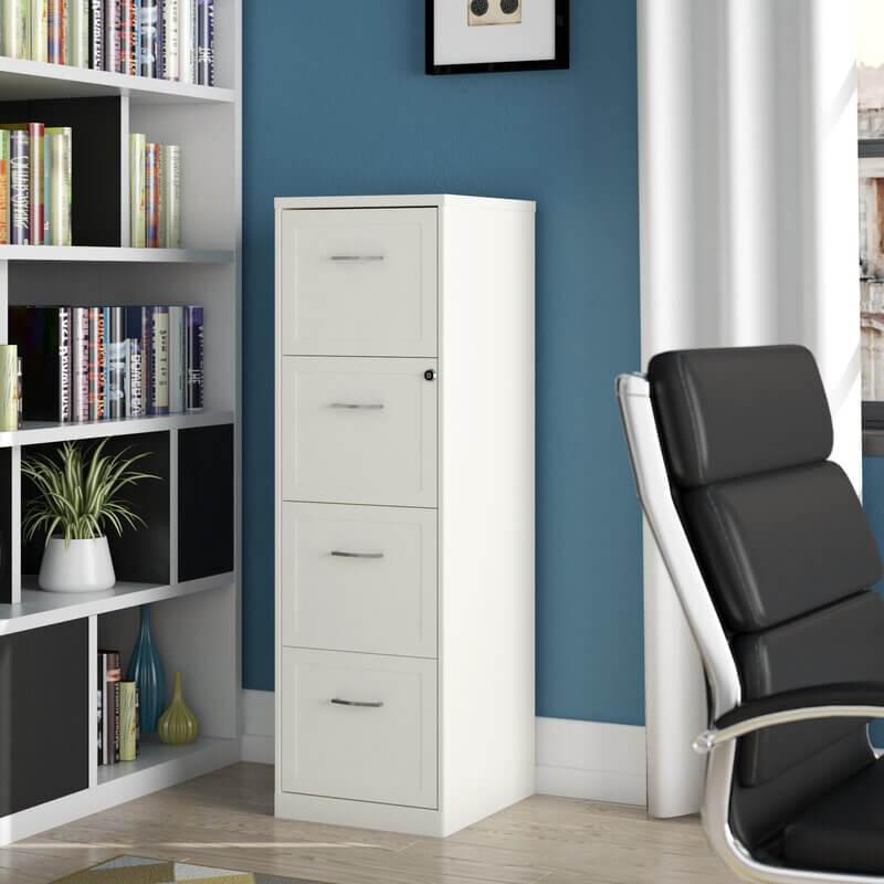 Cavitt 4 drawer filing cabinet review