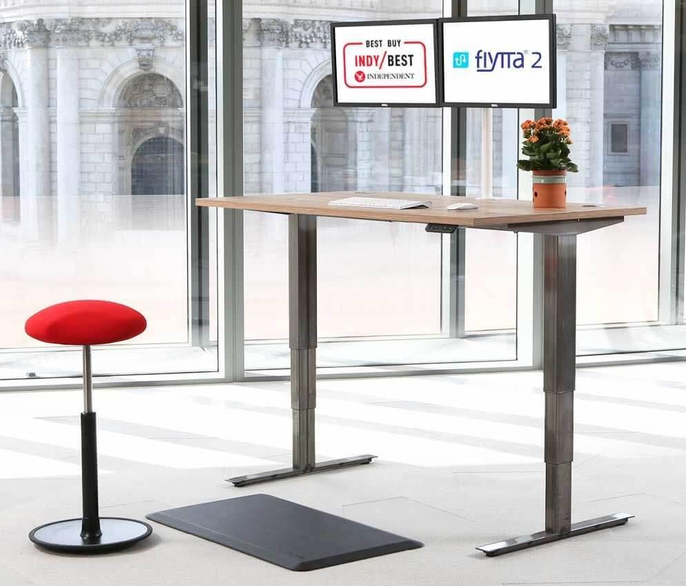 Flytta 2 standing desk Review