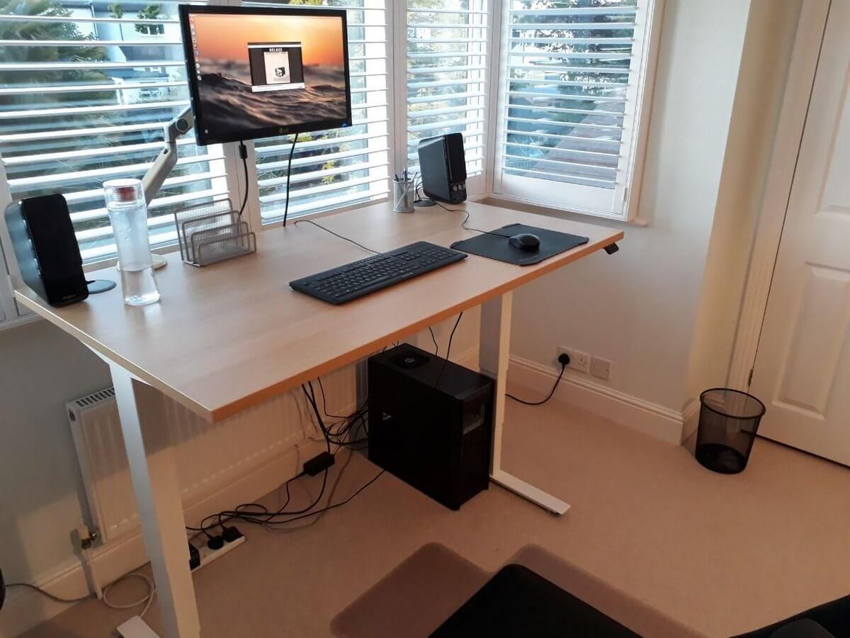 Flytta standing desk 2 review