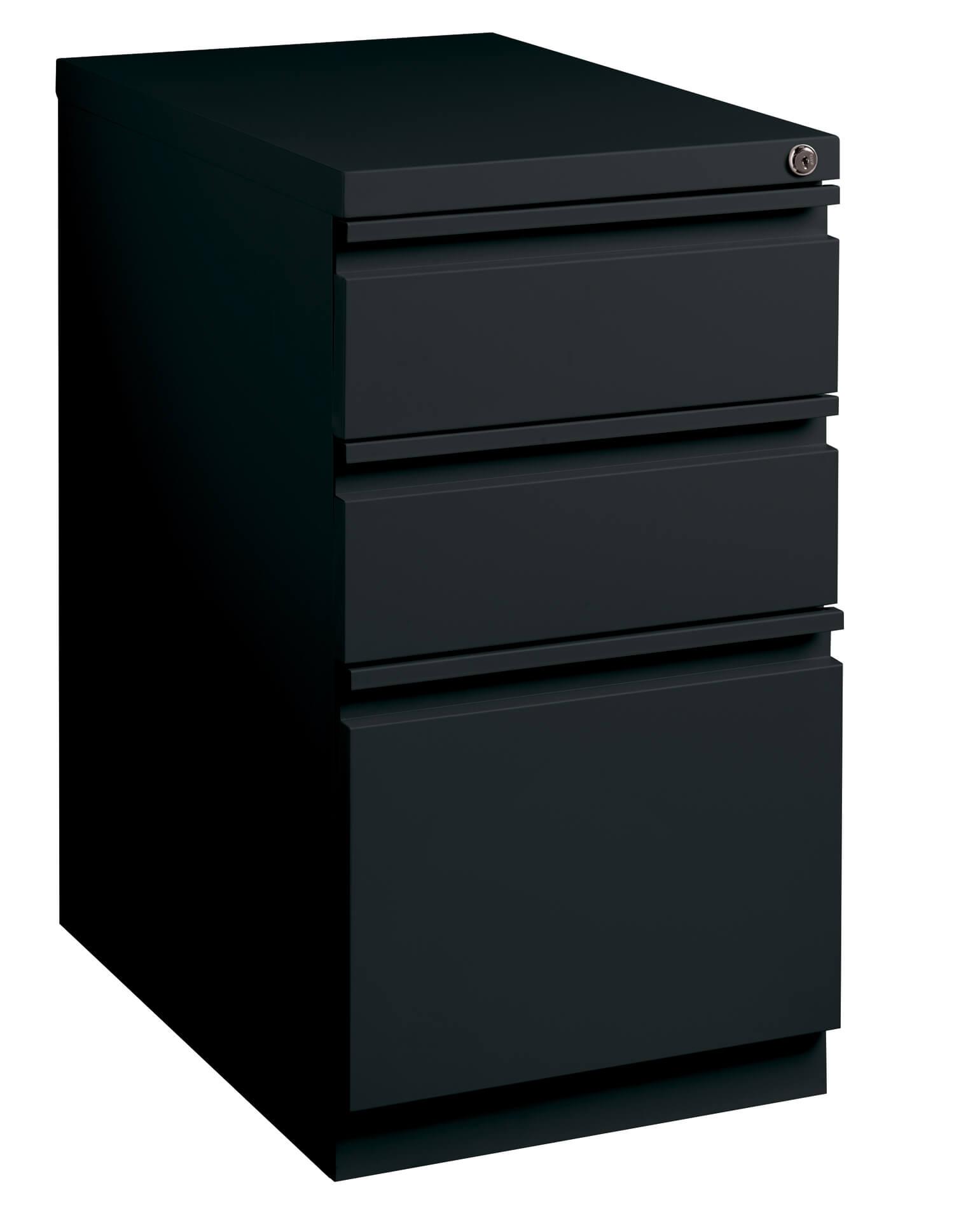 HIRSH INDUSTRIES PEDESTAL metal filing cabinet