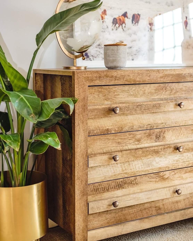 Sauder File Cart wooden filing cabinet review