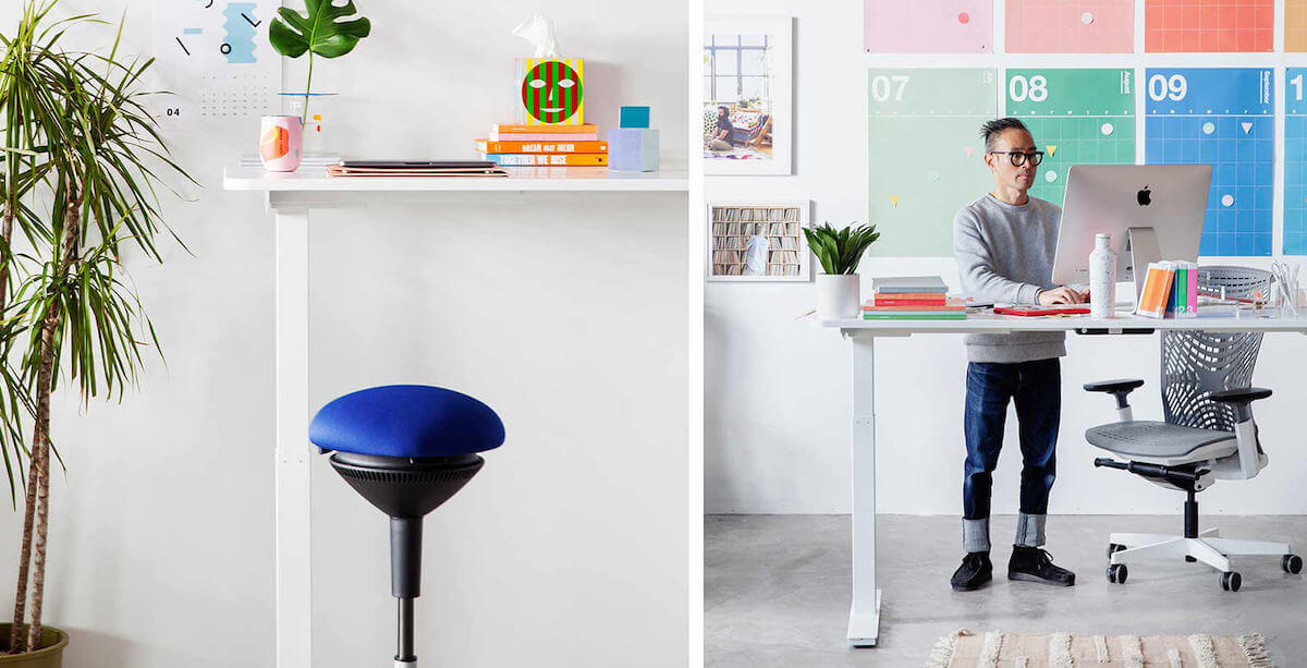 Are standing desks healthy or not?