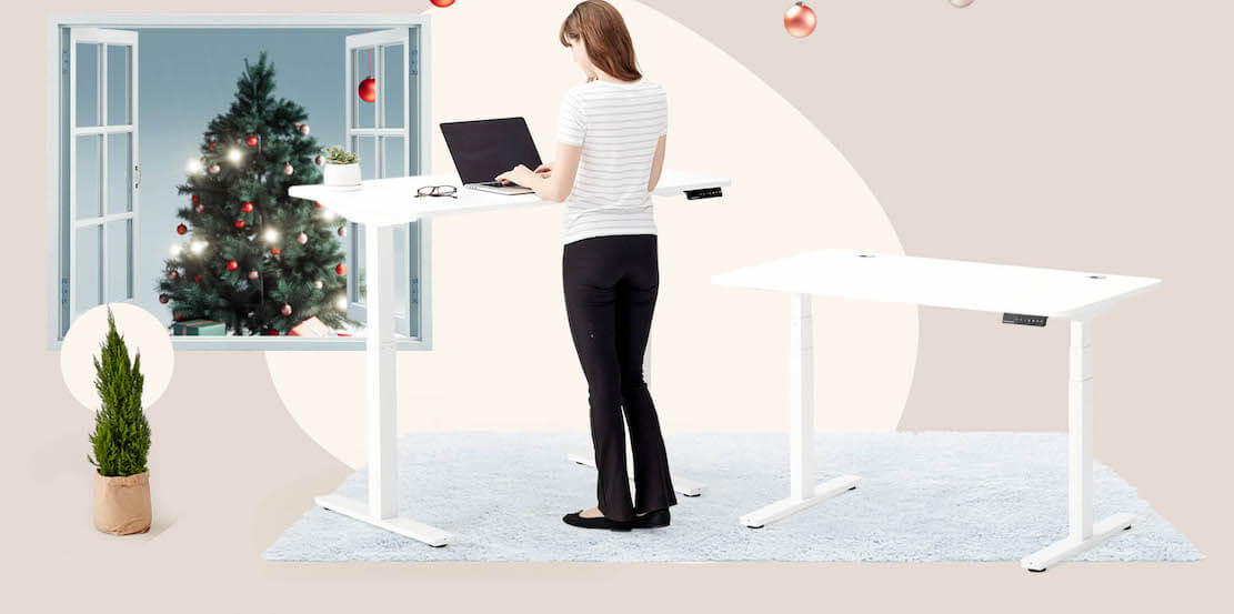 Mount-It Electric Standing Desk Frame review