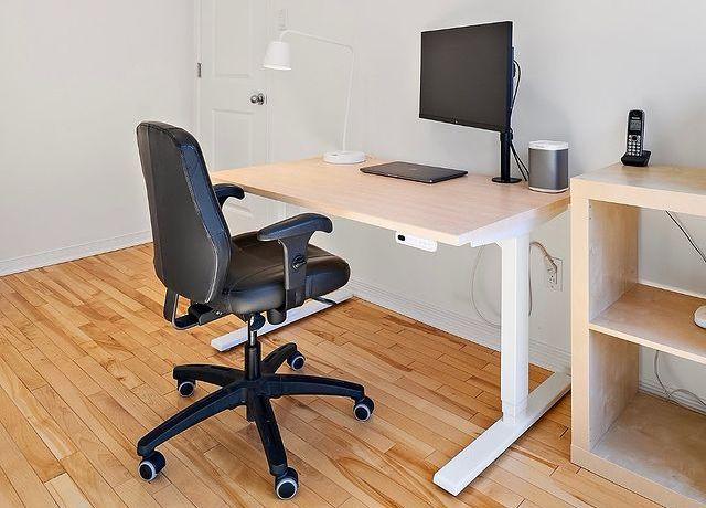 Solo Ryzer - best standing desk in CAnada