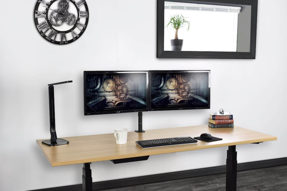VIVO Electric Desk Frame