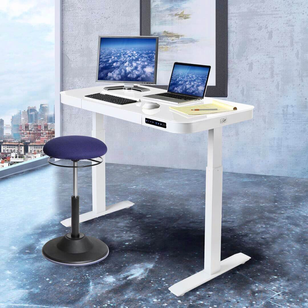 an Airlift electric desk review