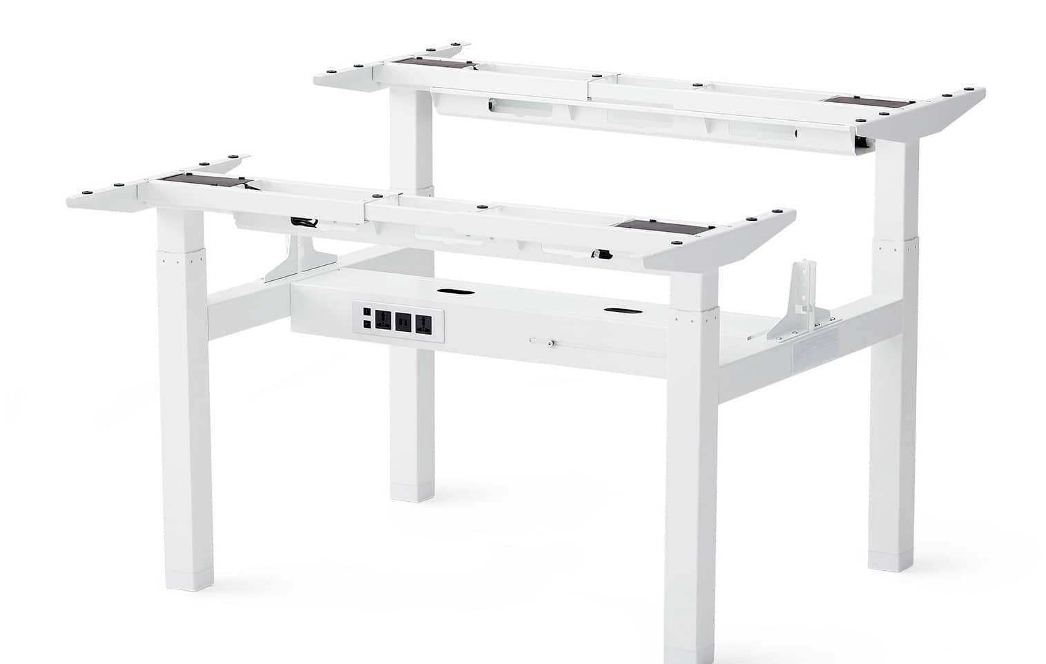 double desk autonomous