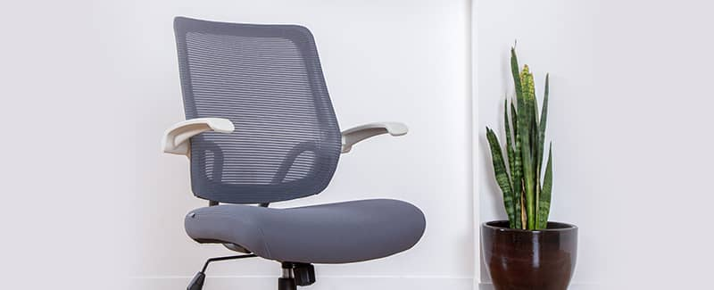 The Arlo mesh task chair review