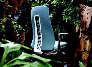 Haworth Fern office chair