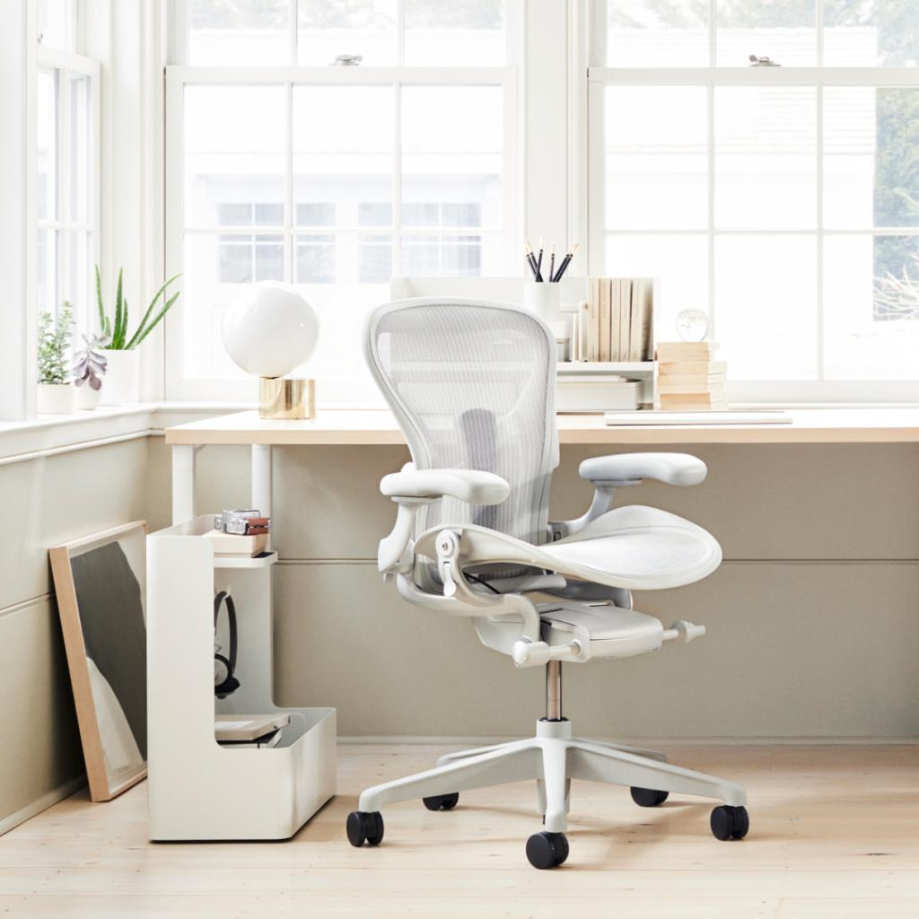 how to remove office chair base easier