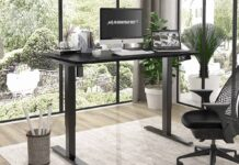 MAIDeSITe standing desk review