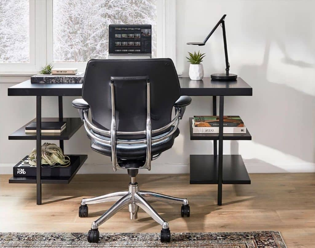 Review overall the humanscale freedom with headrest chair