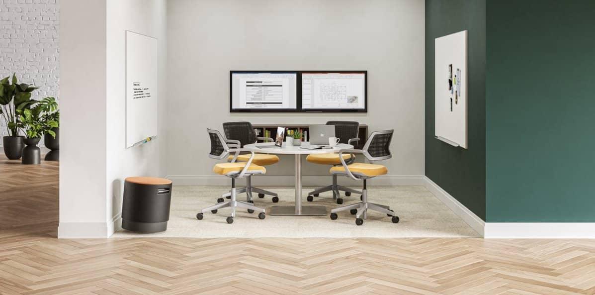 How to fix office chair sinking - Standingdesktopper
