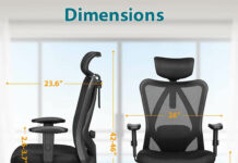 The Duramont ergonomic office chair review