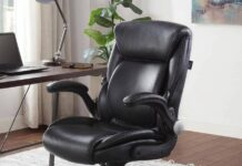 Serta Air Lumbar bonded leather manager office chair review